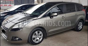 Peugeot 5008 Allure 7 plazas Plus usado (2014) color Bronce precio $625.000