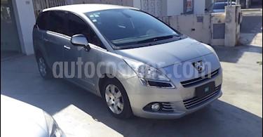Foto venta Auto usado Peugeot 5008 Allure (2012) color Gris Claro precio $370.000