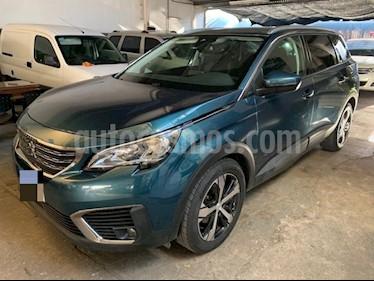Peugeot 5008 Allure usado (2019) color Azul precio $2.980.000