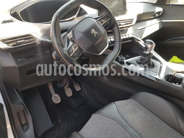 Peugeot 5008 2.0L Allure BlueHDi usado (2018) color Blanco precio $17.600.000