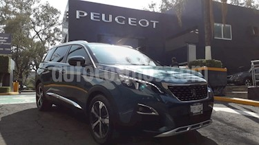 Foto venta Auto usado Peugeot 5008 GT Line HDi (2019) color Verde precio $589,900