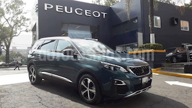 Foto venta Auto usado Peugeot 5008 GT Line (2019) color Verde precio $574,900