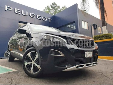 Peugeot 5008 5p GT Line L4/1.6/T Aut usado (2019) color Azul precio $495,900