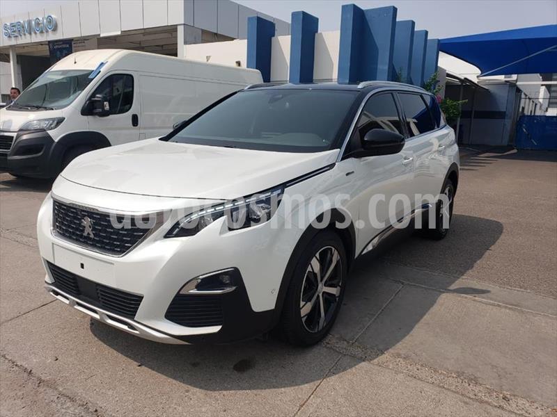 Peugeot 5008 GT Line HDi usado (2019) color Blanco precio $505,000
