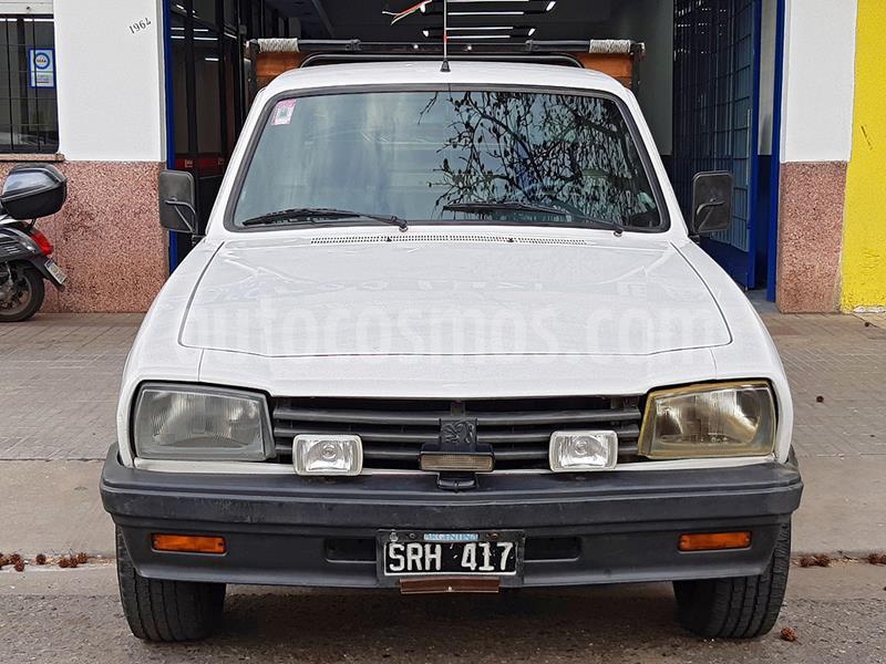 Peugeot 504 Pick Up G usado (1994) color Plata precio $297.000