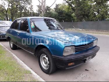 Foto venta Auto usado Peugeot 504 SR (1991) color Azul precio $60.000