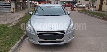 Foto venta Auto usado Peugeot 508 Allure 1.6 THP (2014) color Plata precio $490.000
