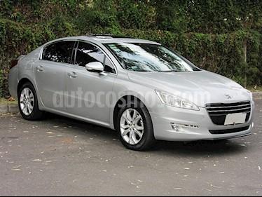 Foto venta Auto usado Peugeot 508 Allure 1.6 THP (2013) color Gris Aluminium precio $470.000