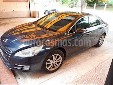 Foto venta Auto usado Peugeot 508 Feline 1.6 THP (2012) color Azul Bourrasque precio $428.000
