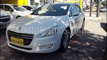 Peugeot 508 Feline 1.6 THP usado (2012) color Blanco precio $489.000