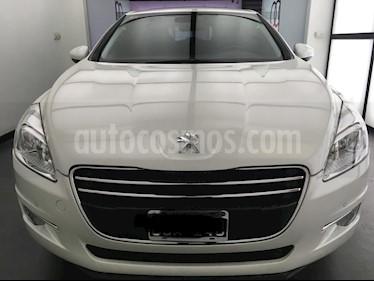 Foto venta Auto Usado Peugeot 508 Feline 1.6 THP (2014) color Blanco precio $450.000