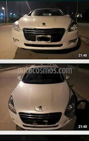 Foto venta Auto usado Peugeot 508 Feline 1.6 THP (2015) color Blanco precio $600.000