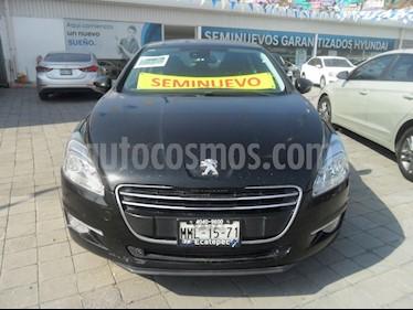 Foto venta Auto usado Peugeot 508 Feline (2012) color Negro precio $120,000