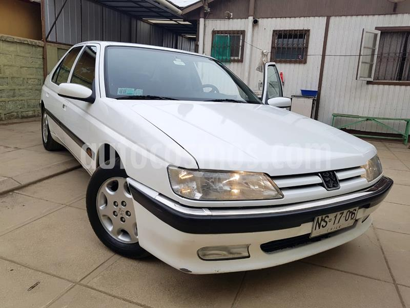 Peugeot 605 SRi usado (1997) color Blanco precio $2.500.000