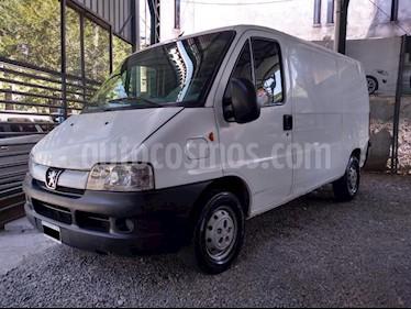 Peugeot Boxer Furgon 330 M 2.8 TD usado (2007) color Blanco precio $540.000