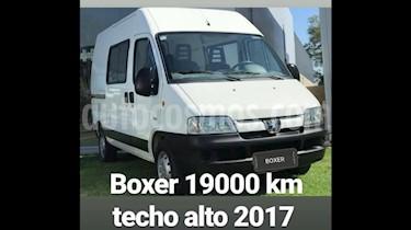 Foto Peugeot Boxer 2.2 HDi 435MH Premium usado (2017) color Blanco precio $1.300.000