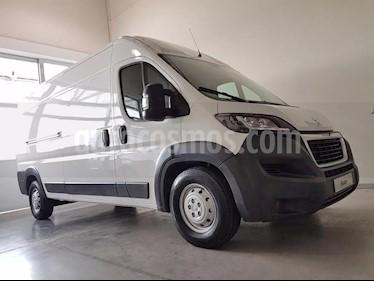 Foto venta Auto usado Peugeot Boxer Furgon 2.2 HDi 435M Premium (2019) color Blanco Banquise precio $1.350.000