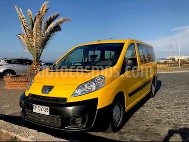Foto venta Auto usado Peugeot Expert Active Pack 1.6L HDi 9Pas  (2011) color Naranja precio $8.000.000