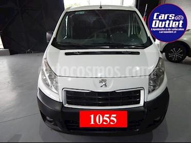 Foto Peugeot Expert 2.0L HDi  usado (2015) color Blanco Banquise precio $8.300.000