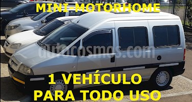 Foto Peugeot Expert Confort 2.0 HDi usado (2006) color Gris Plata  precio u$s10.000