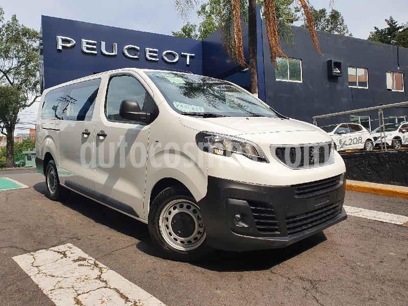 Peugeot Expert Combi 4p 2.0 HDi usado (2018) color Blanco precio $339,900