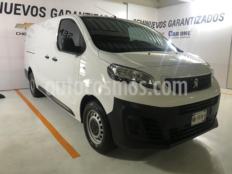 Peugeot Expert Carga 2.0 HDi usado (2020) color Blanco Banquise precio $410,000