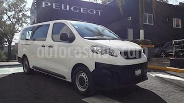 Foto venta Auto usado Peugeot Expert Pasajeros 2.0 HDi (2018) color Blanco Banquise precio $394,900