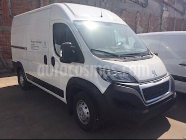 Foto venta Auto usado Peugeot Manager 2.2L 150 hp Furgon Std HDi (2019) color Blanco Banquise precio $499,900