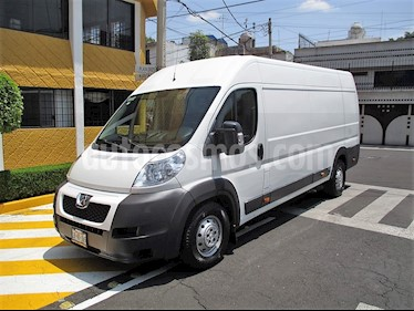Foto venta Auto usado Peugeot Manager 2.2L Furgon Std HDi (2012) color Blanco precio $239,900