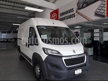 Foto venta Auto usado Peugeot Manager 4p Cargo Van L4/2.2/T Man  L2H2  Diesel (2015) color Blanco precio $298,000