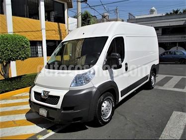 Peugeot Manager 3.0L Furgon Std HDI usado (2013) color Blanco precio $219,900