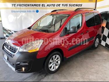 Foto venta Auto Seminuevo Peugeot Partner Tepee Outdoor 7 pas. (2019) color Rojo precio $270,000