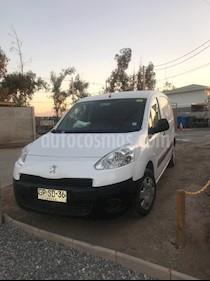 Foto venta Auto usado Peugeot Partner 1.6 Diesel  (2014) color Blanco precio $5.350.000