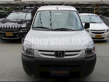 Foto venta Carro usado Peugeot Partner 1.6 HDi Cargo (2019) color Blanco precio $43.900.000