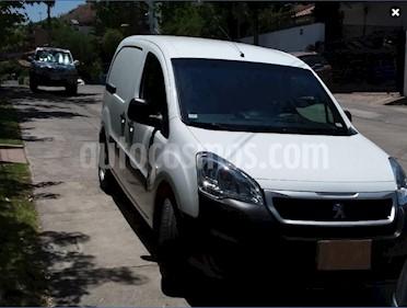 Peugeot Partner 1.6L Diesel Ac usado (2018) color Blanco precio $8.100.000