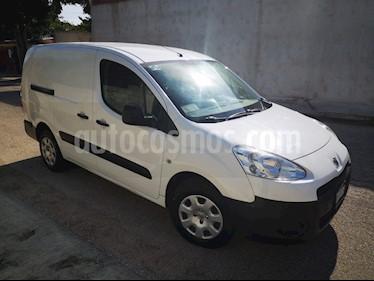 Peugeot Partner 1.6L  usado (2015) color Blanco precio $165,000