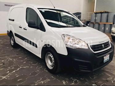 Foto venta Auto usado Peugeot Partner 5p L4/1.6/T Diesel Man 5/Pas (2019) color Blanco precio $239,000