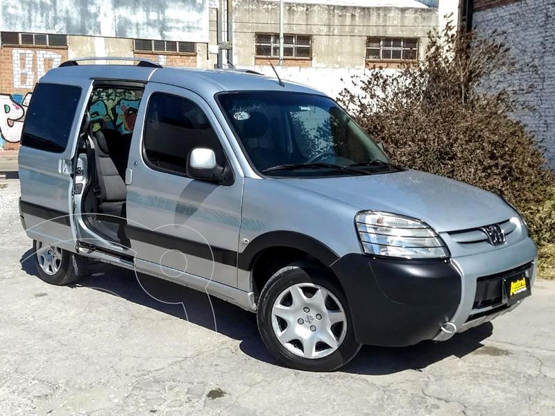 Peugeot Partner Patagonia 1.6 VTC Plus usado (2011) color Gris Claro precio $630.000