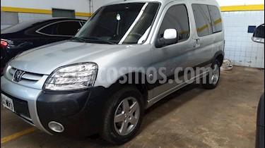 Peugeot Partner - usado (2015) color Gris precio $590.000