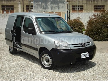 Peugeot Partner Patagonia 1.6 HDi VTC Plus usado (2013) color Gris Claro precio $265.000