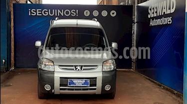 Peugeot Partner Patagonica 1.6 Hdi VTC Plus (90cv) (L10) usado (2012) color Gris Plata  precio $685.000