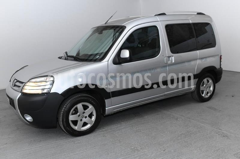 Peugeot Partner Patagonia 1.6 HDi VTC Plus usado (2013) color Gris Claro precio $990.000