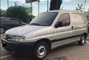 Peugeot Partner Furgon Confort 1.4 usado (2008) color Blanco precio $140.000