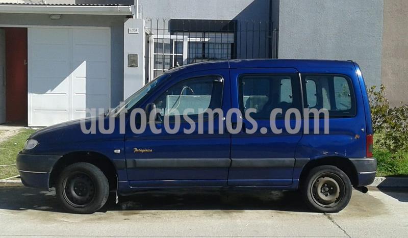 Peugeot Partner Patagonica usado (2001) color Azul precio $250.000