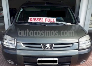 Peugeot Partner Patagonica DSL Full usado (2010) color Gris Oscuro precio $480.000