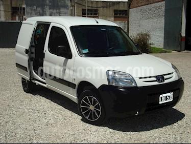 Peugeot Partner Furgon 1.4 Confort PCL usado (2012) color Blanco precio $240.000