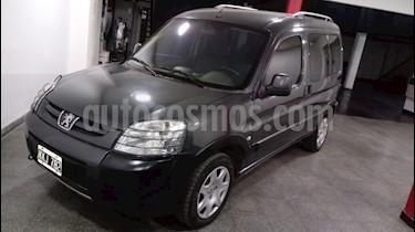 Peugeot Partner Patagonia 1.6 VTC Plus usado (2011) color Gris Oscuro precio $395.000