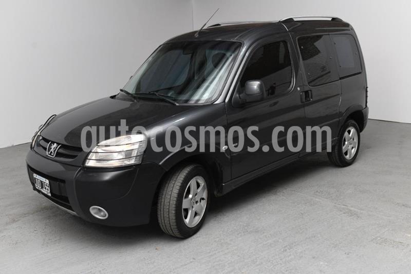 Peugeot Partner Patagonia 1.6 HDi VTC Plus usado (2011) color Gris Oscuro precio $725.000
