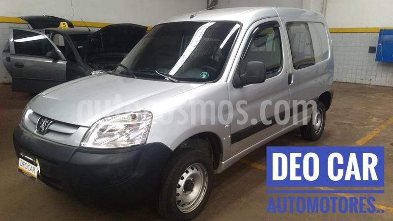 Peugeot Partner Furgon 1.6 Hdi Confort (90cv) (L10) usado (2014) color Gris precio $830.000