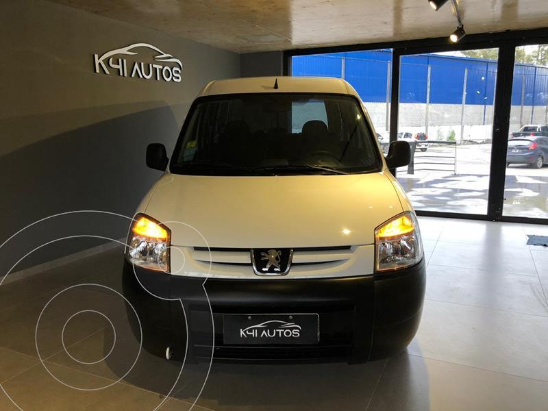 Peugeot Partner Furgon Confort 1.6 HDi usado (2018) color Blanco precio u$s8.654
